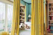 Фото 3 Кровать с балдахином: 90 идей царственной романтики в дизайне спальни (фото)