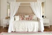 Фото 43 Кровать с балдахином: 90 идей царственной романтики в дизайне спальни (фото)