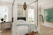 Фото 44 Кровать с балдахином: 90 идей царственной романтики в дизайне спальни (фото)