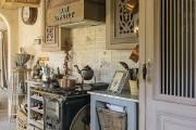 Фото 17 Дизайн кухни в стиле прованс: французский шарм и деревенское очарование (60 фото)