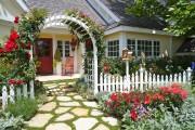 Фото 22 Роскошные кустовые розы: 50 изысканных садов с королевским ландшафтом (фото)