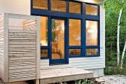 Фото 17 Летний душ для дачи: 65 идей освежающего оазиса среди палящего зноя (фото)