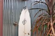 Фото 10 Летний душ для дачи: 65 идей освежающего оазиса среди палящего зноя (фото)