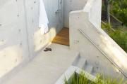 Фото 7 Летний душ для дачи: 65 идей освежающего оазиса среди палящего зноя (фото)