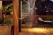 Фото 5 Летний душ для дачи: 65 идей освежающего оазиса среди палящего зноя (фото)