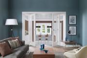 Фото 19 Межкомнатные двери: 65 идей для органичного завершения интерьера (фото)