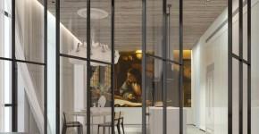 Межкомнатные двери: 65 идей для органичного завершения интерьера (фото) фото