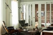 Фото 26 Межкомнатные двери: 65 идей для органичного завершения интерьера (фото)