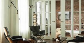 Белые двери в интерьере: 30+ лучших дизайнерских идей и решений фото