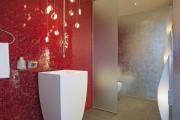 Фото 14 70 Идей мозаики в ванную комнату: когда дизайн интерьера становится произведением искусства (фото)