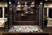 Фото 16 70 Идей мозаики в ванную комнату: когда дизайн интерьера становится произведением искусства (фото)