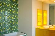 Фото 21 70 Идей мозаики в ванную комнату: когда дизайн интерьера становится произведением искусства (фото)