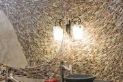 Фото 23 70 Идей мозаики в ванную комнату: когда дизайн интерьера становится произведением искусства (фото)