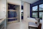 Фото 24 70 Идей мозаики в ванную комнату: когда дизайн интерьера становится произведением искусства (фото)