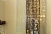Фото 25 70 Идей мозаики в ванную комнату: когда дизайн интерьера становится произведением искусства (фото)