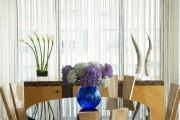 Фото 1 Нитяные шторы: 55 альтернативных идей с кисеей взамен традиционных занавесей (фото)