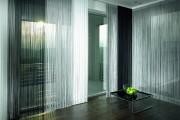 Фото 11 Нитяные шторы: 55 альтернативных идей с кисеей взамен традиционных занавесей (фото)