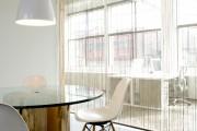 Фото 14 Нитяные шторы: 55 альтернативных идей с кисеей взамен традиционных занавесей (фото)