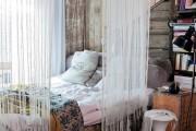 Фото 16 Нитяные шторы: 55 альтернативных идей с кисеей взамен традиционных занавесей (фото)