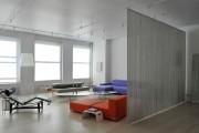 Фото 27 Нитяные шторы: 55 альтернативных идей с кисеей взамен традиционных занавесей (фото)
