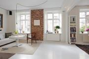 Фото 6 Обои под кирпичную кладку: 45 идей кирпичных мотивов для ваших стен (фото)