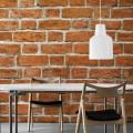 Обои под кирпичную кладку: 45 идей кирпичных мотивов для ваших стен (фото) фото