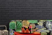 Фото 1 Обои под кирпичную кладку: 45 идей кирпичных мотивов для ваших стен (фото)