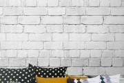 Фото 5 Обои под кирпичную кладку: 45 идей кирпичных мотивов для ваших стен (фото)
