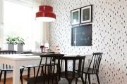 Фото 29 Выбираем обои для кухни: 100 трендовых решений для современных и классических интерьеров