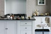 Фото 12 Выбираем обои для кухни: 100 трендовых решений для современных и классических интерьеров
