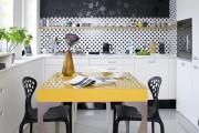 Фото 13 Выбираем обои для кухни: 100 трендовых решений для современных и классических интерьеров