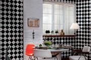 Фото 14 Выбираем обои для кухни: 100 трендовых решений для современных и классических интерьеров