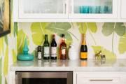 Фото 8 Выбираем обои для кухни: 100 трендовых решений для современных и классических интерьеров