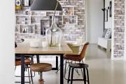 Фото 2 Выбираем обои для кухни: 100 трендовых решений для современных и классических интерьеров
