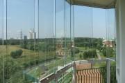 Фото 5 Панорамное остекление лоджии и балкона: 6 основных способов остекления от пола до потолка