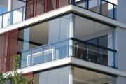 Фото 6 Панорамное остекление лоджии и балкона: 6 основных способов остекления от пола до потолка