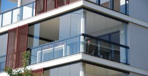 Панорамное остекление лоджии и балкона: 6 основных способов остекления от пола до потолка фото