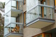 Фото 2 Панорамное остекление лоджии и балкона: 6 основных способов остекления от пола до потолка