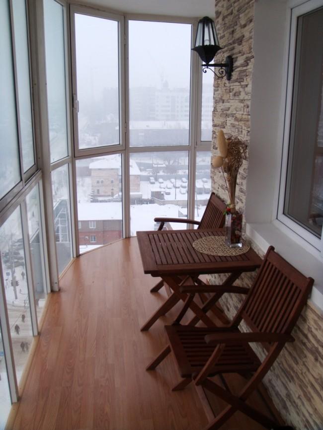 Панорамное остекление лоджии и балкона: 6 основных способов остекления от пола до потолка
