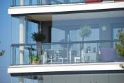 Фото 4 Панорамное остекление лоджии и балкона: 6 основных способов остекления от пола до потолка