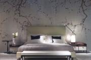 Фото 11 Фотообои для спальни: Арт в креативных интерьерах, 75 Фото
