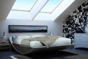 Фото 13 Фотообои для спальни: Арт в креативных интерьерах, 75 Фото