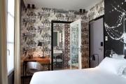 Фото 26 Фотообои для спальни: Арт в креативных интерьерах, 75 Фото