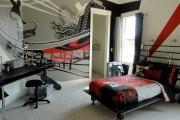 Фото 29 Фотообои для спальни: Арт в креативных интерьерах, 75 Фото