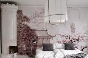 Фото 10 Фотообои в спальне: 115 идей дизайна с невероятными картинами на всю стену