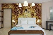 Фото 12 Фотообои в спальне: 115 идей дизайна с невероятными картинами на всю стену