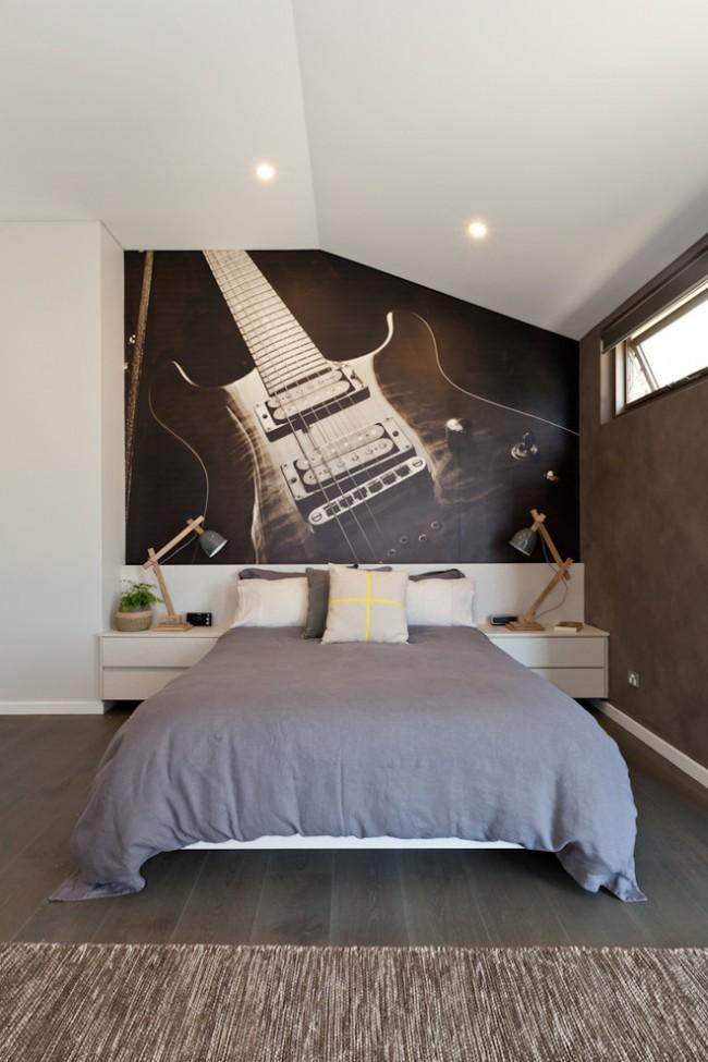 Динамичные планы и ракурсы - правильный выбор для комнаты подростка