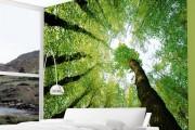 Фото 60 Фотообои в спальне: 115 идей дизайна с невероятными картинами на всю стену
