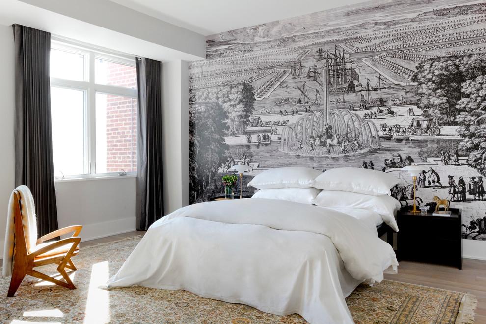 Дизайн спальни с фотообоями фото своими руками 89