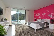 Фото 18 Фотообои в спальне: 115 идей дизайна с невероятными картинами на всю стену